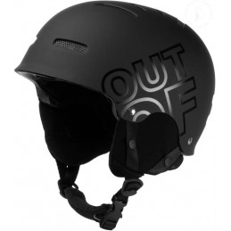 Out Off Wipeout ski helmet