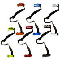 Shoulder strap ski