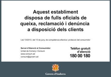 Consumidor Andorra